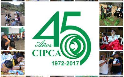 45 AÑOS DEL CIPCA